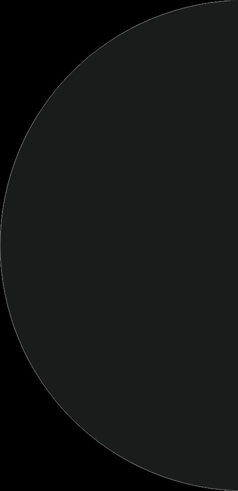 Demi cercle noir osok